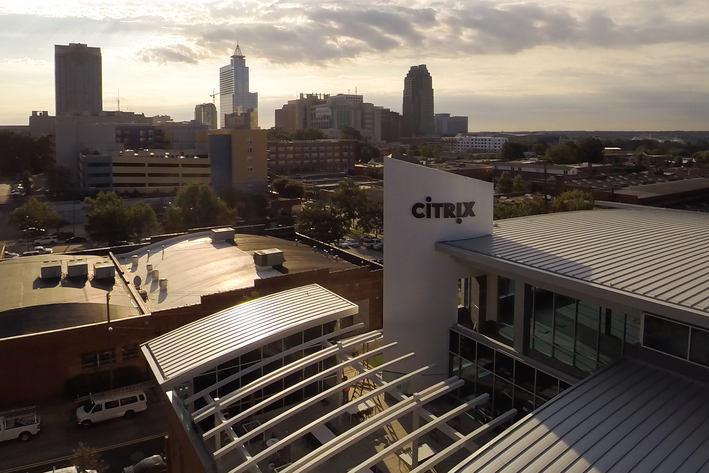 Citrix The Crown Companies Commercial Real Estate